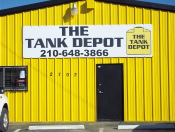 Tank Depot of San Antonio Yard