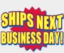 ships next business day