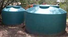 Plastic Vertical Water Tanks