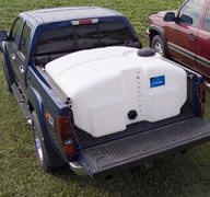 205 Gallon Pick-Up Truck Bed Water Tank