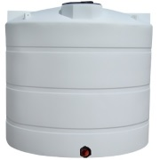 2500 Gallon Vertical Liquid Storage Tank