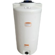75 Gallon Vertical Liquid Storage Tank