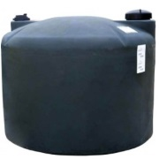 220 Gallon Green Plastic Water Tank