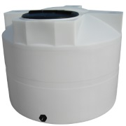525 Gallon Vertical Liquid Storage Tank