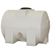 325 Gallon Horizontal Leg Storage Tank