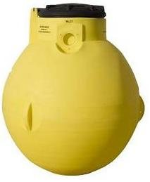 Ace Roto-Mold 300 Gallon Poly Septic Pump Tank #A-AST-0300-1
