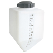 5 Gallon Square Specialty Rinse Tank