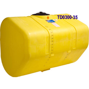 Ace Roto-Mold 250 Gallon Tear Drop Tractor Mounted Tank