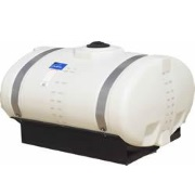 Ace Roto-Mold 400 Gallon Elliptical Cradle Tank #A-HE0400-57