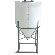 85 Gallon Cone Inductor Tank