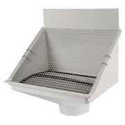 """Leaf Eater Rain Head Downspout Filter - 3"""" Round"""