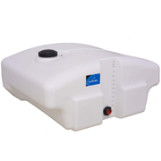 305 Gallon Pick-Up Truck Bed Water Tank