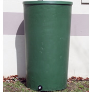 150 Gallon Rain Collection Barrel - Two Pack
