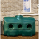 RTS 214 Gallon Complete Rainwater Collection System - Green