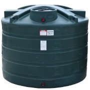 1550 Gallon Plastic Water Storage Tank