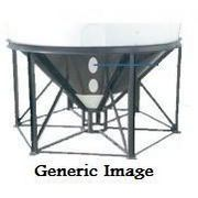 1000 or 1490 gal-45 deg Cone Bottom Stand