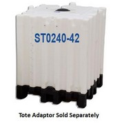 sc 1 st  Tanks For Less & Ace Roto-Mold 240 Gallon Stackable Water Tank #A-ST0240-42