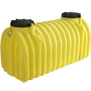 1500 Gallon 2 Compartment Septic Tank