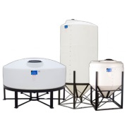 Ace Roto-Mold Cone Bottom Tanks