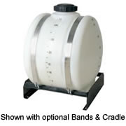 Ace Roto-Mold Horizontal Applicator Tanks
