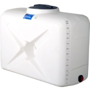 Ace Roto-Mold 250 Gallon Doorway Water Tank #A-SP0250-UT