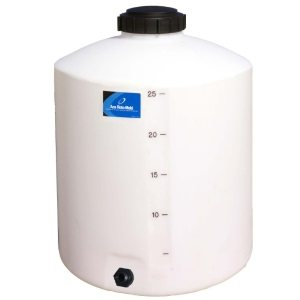 25 Gallon Vertical Liquid Storage Tank
