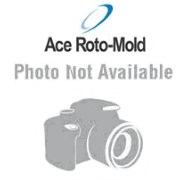 16&quot&#59; Ace Roto Mold Access Extension - Green