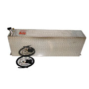 ATI 41 Gallon Aluminum Diesel Auxiliary Tank (kit for Dodge, Ford & 2011 GM)