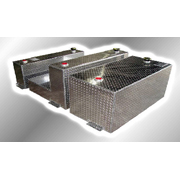 ATI 51 Gallon Rectangular Aluminum Refueling Transfer Tank