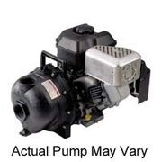"2"" Pump 3 H.P. Briggs - Gasoline Pump"