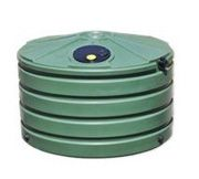 660 Gallon Plastic Water Storage Tank