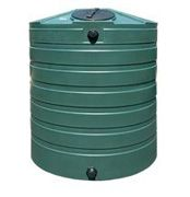 865 Gallon Plastic Water Storage Tank