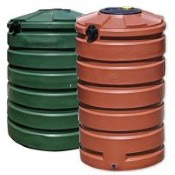 Bushman Vertical Rain Tanks