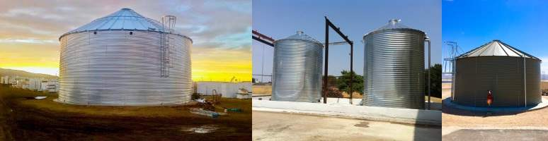 Fire Protection Steel Tanks