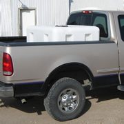 200 Gallon HD Flat Bottom Utility Tank
