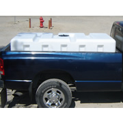 500 Gallon HD Flat Bottom Utility Tank