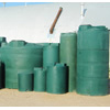 825 Gallon Plastic Water Storage Tank