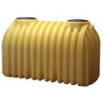 Plastic Septic Tanks (Two Compartment)