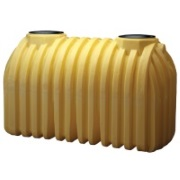 Plastic Septic Tanks from Hawaii (Two Compartment)