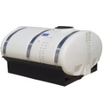 Plastic (Poly) Elliptical Tanks