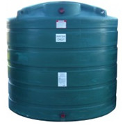 1650 Gallon Plastic Water Storage Tank