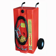Gas Caddy with Inline Consumer Pump