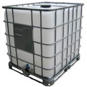 330 Gallon Re-Bottled IBC Tote