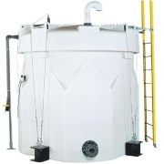 Snyder 550 Gallon Snyder Double Wall Tank #SII-CCS550