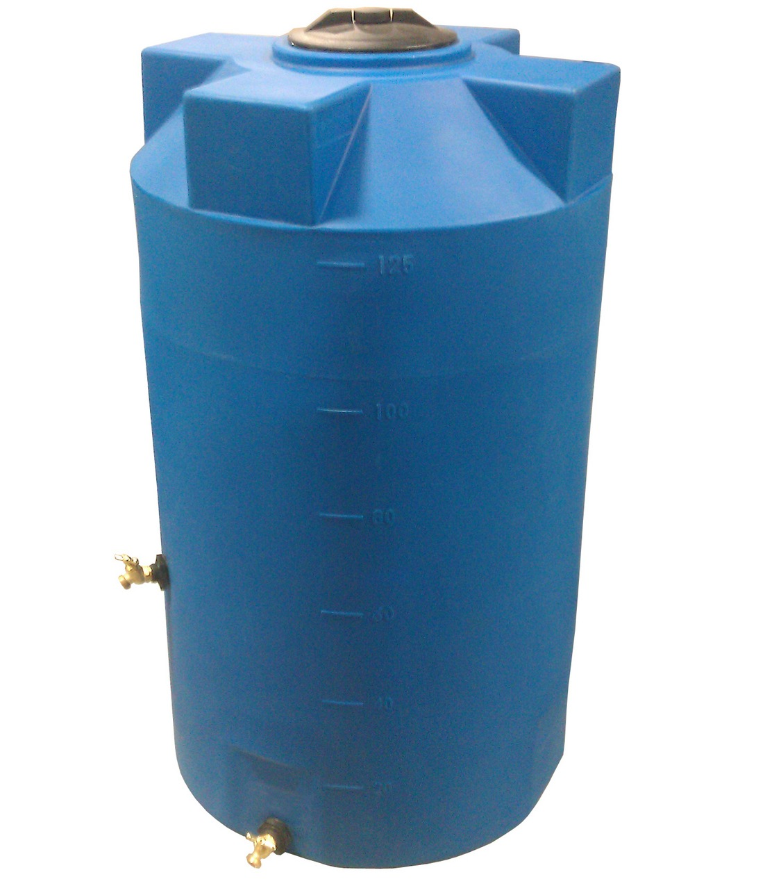 Polymart 200 Gallon Emergency Plastic Water Storage Tank