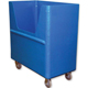 Sanitrux Fire Retardant Fiberglass Laundry Carts