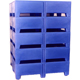 Myton 12.5 cu. ft. Stack Only Container - Medium Duty