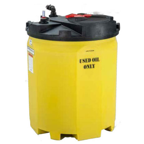 Snyder 120 Gallon Waste Oil Storage Tank