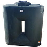 400 Gallon Green Doorway Water Tank