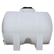 525 Gallon Horizontal Poly Leg Tank